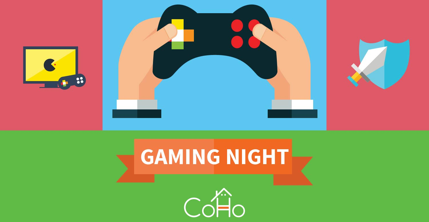 Gaming Night at CoHo
