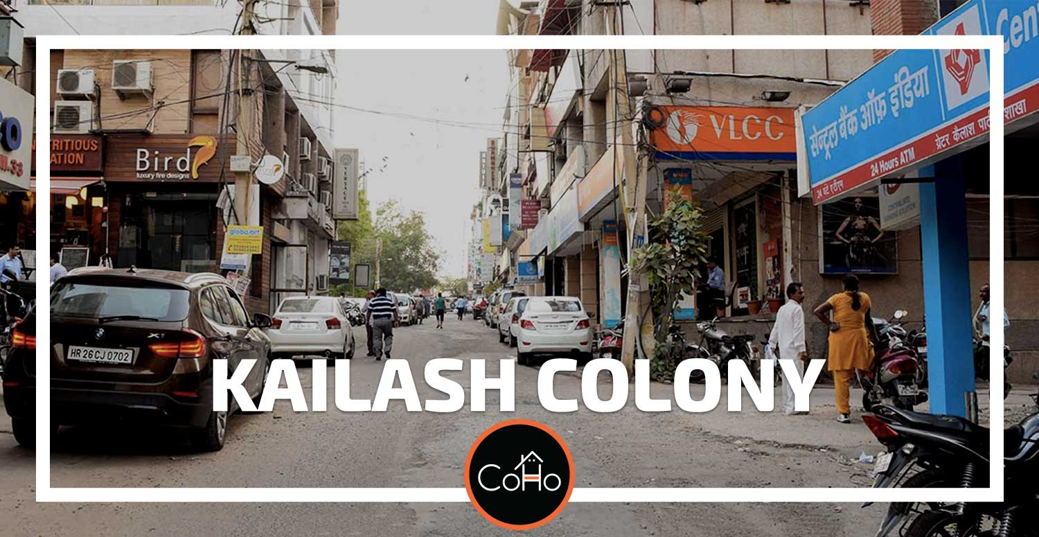 PG in Kailash Colony