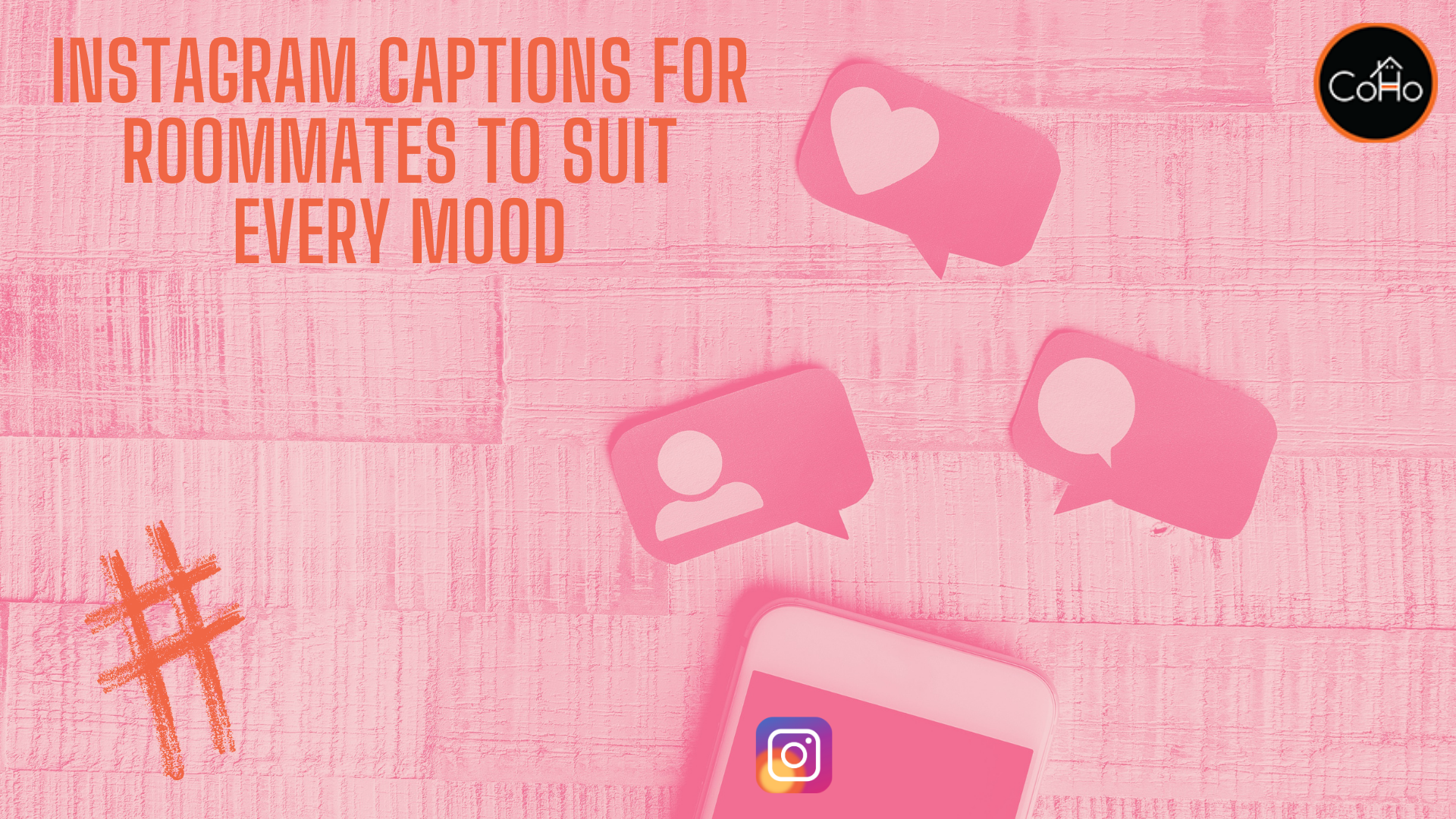 8 Instagram captions for roommates to suit every mood